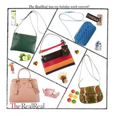 """Fall style with TheRealReal: Contest Entry"" by annie9295 ❤ liked on Polyvore featuring Valentino, ThinkGeek, Goyard, Balenciaga, blomus, CÉLINE, Prada and Adagio Teas"
