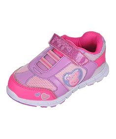 Lilac & Pink Peppa Pig Sneaker
