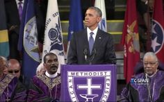 Guns kill and, President Barack Obama says, so does the Confederate flag. According to the president, it is a symbol for white racism.