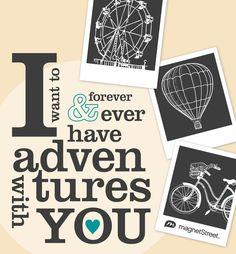 Forever & Ever. <3 | MagnetStreet