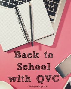 #QVC is making it easier to get all of the back to school essentials by letting QCard holders  to spread out payments over 3 months using Easy Pay Every Day. AD