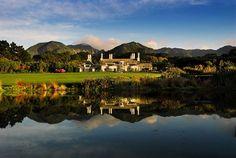 Wharekauhau Country Estate and Lodges, near Wellington, New Zealand Hotels And Resorts, Best Hotels, Amazing Hotels, Luxury Hotels, New Zealand Country, Country Estate, Country Life, South Pacific, Pacific Ocean