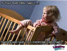 Is that popcorn I smell?
