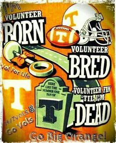 Tn Vols Football, Tennessee Volunteers Football, Tennessee Football, University Of Tennessee, College Football, Facebook Face, Go Vols, Orange Country, Future School