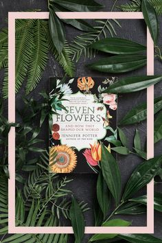 "Join April Book Club and read along: ""Seven Flowers and How They Shaped our World"" as we discover the cultural and historical significance of flowers."