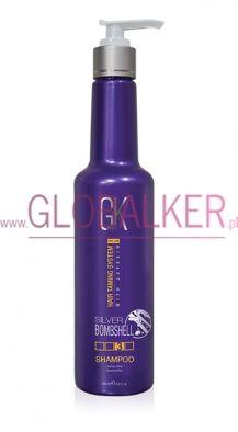 GK Hair szampon silver bombshell 280ml Global Keratin Juvexin Warszawa Sklep #no.1 #globalker