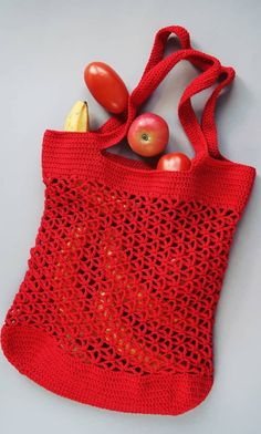 Crochet Market Tote Bag Free Pattern Ideas With You 2019