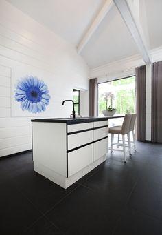 #Design Ruime Luxe Villa @Anita Malme HomeParcs. Verblijf op Mooi Zutendaal in een villa ontworpen door #JandesBouvrie