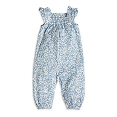 Jumpsuit, Blue, Baby 0-1 Year, Kids | Lindex