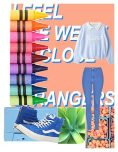 """"""""""" by x-miakoda-x ❤ liked on Polyvore featuring CASSETTE, Nicole Miller, Topshop and Vans"""