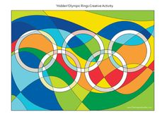 The ImaginationBox: Olympic Games arts and craft activities for kids. Detailed 30 page Rio Olympic Games 2016 Kids Art Activity Pack by ImaginationBoxStore