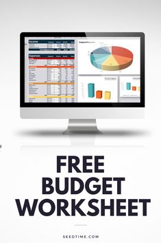 Tell your money where to go and get your free budgeting sheet today! As a bonus, you'll get more awesome budgeting tips in our weekly newsletter. The free spreadsheet is completely customizable to your situation. You can use it with Google Sheets, Excel or you can just print it off! With this budgeting worksheet, you'll quickly determine how your income and expenses compare! Get your FREE download now! #budgeting #budgetingspreadsheet #budgetingtips #budgetingplanner #budgetingfinances… Living On A Budget, Home Budget, Frugal Living Tips, Budgeting Worksheets, Budgeting Finances, Budgeting Tips, Financial Tips, Financial Planning, Budget Sheets