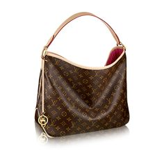 Delightful PM Monogram Canvas in WOMEN s HANDBAGS collections by Louis  Vuitton Women s Handbags, Louis Vuitton 032c988c8c