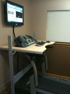 about treadmill desk idears on pinterest treadmill desk treadmills