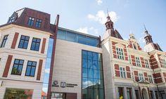 Ekstrands kulturfönster på Rådhuset i Kristianstad, utsett till Årets bygge #Ekstrands #Fönster #Rådhuset #Kristianstad #ÅretsBygge #Kulturfönster #Windows #Architecture #Arkitektur