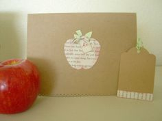 Book Page Apple card