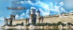 Die Burg - www.screenpainting.com