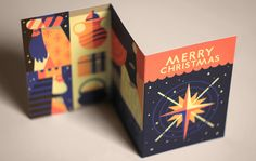 Christmas Cards - Owen Davey Illustration