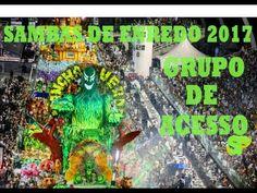 CD SAMBAS ENREDO GRUPO DE ACESSO SÃO PAULO 2017  --  Ajoutée le 25 sept. 2016 *EM BREVE CD DO GRUPO ESPECIAL DE SÃO PAULO E RIO DE JANEIRO.  Sambas de Enredo do Grupo de Acesso do carnaval de São Paulo de 2017.  Ordem:  Estrela do Terceiro Milênio (00:00) Leandro de Itaquera (05:25) Camisa Verde e Branco (09:22) Independente Tricolor (14:15) X-9 Paulistana (21:55) Imperador do Ipiranga (27:32) Colorado Do Brás (32:32) Pérola Negra (37:43) Catégorie