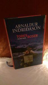 Arnaldur Indridason - Todesrosen