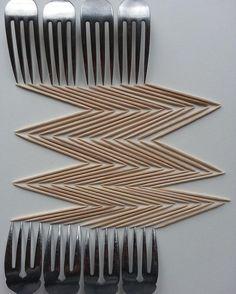 Satisfying Arrangements / Visual artist Adam Hillman creates satisfying colorful patterns
