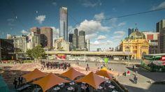 Et si nous visitions Melbourne en time lapse ? | Video here : http://alexblog.fr/visiter-melbourne-time-lapse-51326/