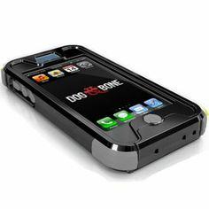 Wetsuit vanntett ekstremdeksel til iPhone 5 - grå