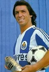 Fernando Gomes, FC Porto (Portugal) - Golden Boot 1983 and 1985 Porto City, Fc Porto, Fernando Mendes, Interview, Good Soccer Players, Football Stickers, Best Player, My Love, 1980s