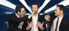 Michael Fassbender | Hugh Jackman | James McAvoy #XMEN