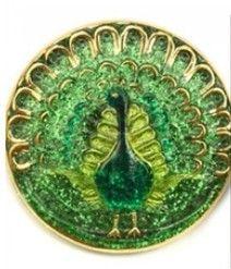 vintage czech glass buttons - Google Search