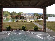 Sand Beach, High Speed, Dogs allowed, Pool Table, Huge Dock, hot-tub, fireplaces   Vacation Rental in Union Hall from @homeaway! #vacation #rental #travel #homeaway
