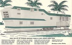The History of Mobile Homes