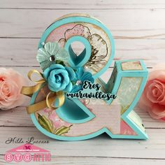 Silhouette Cameo, 3d Paper, Paper Crafts, 3d Letters, Party Packs, Pitbull, Cake Toppers, 3 D, Origami