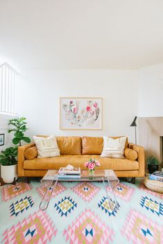 The Makeover: One Editor's Hunt For The Perfect Sofa