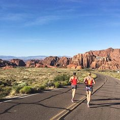 Welcome to #RunnerLand  Photo: @runnersgonnarun  RGR.......FOR THE LOVE of gorgeous veiws. Snow Canyon.  #beautifulutah