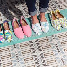 11 Best TOMS images | Kengät, Toms, Virkatut kengät