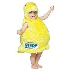 Marshmallow Peeps Infant Costume