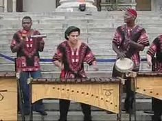 African Marimba live performances in Cape Town and annually the Cape Town Marimba Festival takes place. This really is great African music performed on African musical instruments.