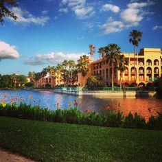 Coronado Springs Resort Disney World Vacation, Disney World Resorts, Disney Vacations, Disney Trips, Walt Disney World, Disney Honeymoon, Disney Cruise, Disney Parks, Coronado Springs