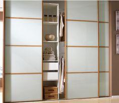 sliding wardrobe doors …