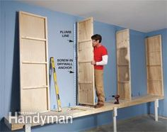 Garage Cabinets Plans Do Yourself