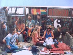 hippie life~ I can Dig it :)