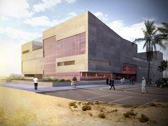 Centrul Cardeologic de Cercetare si Reabilitare din Kuwait a fost realizat de unul dintre cele mai influente birouri de arhitectura din Orientul Mijlociu, AGi Architects. Directorul acestuia, arh. Joaquín Pérez-Goicoechea este invitat in calitate de speaker la RIFF 2014. Proiectul este nominalizat la World Architecture Festival 2014, una dintre cele mai importante competitii anuale de arhitectura la nivel mondial, care va avea loc in octombrie, in Singapore.