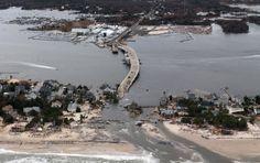 Seaside Heights, New Jersey (AP Photo/Doug Mills, Pool) Hurricane Sandy's nasty visit Oct 2012