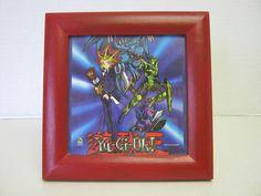 Yu-Gi-Oh Framed Print Picture 8 x 8 CLEARANCE SALE