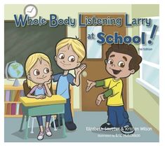 "This video connects our school's SOAR motto with digital citizenship and whole body listening. It features parts of the book, ""Whole Body Listening Larry at . Teaching Social Skills, Whole Brain Teaching, Social Emotional Learning, Teaching Ideas, Teaching Materials, Classroom Behavior, Classroom Management, Behavior Management, Classroom Ideas"