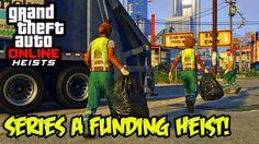 GTA 5 Heists - Drugs & Narcotics Heist - Trevor & Ron Series A Funding (GTA 5 Online DLC Update)