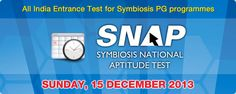 SNAP 2013 : Notification Out  Free Gk Gyan Lab