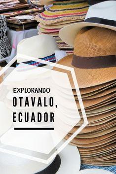 Explorando Otavalo, Ecuador