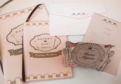 席次表を手作り!結婚式はおしゃれなオリジナルペーパーアイテムで♪ | 結婚式準備ブログ | オリジナルウェディングをプロデュース Brideal ブライディール